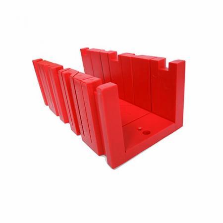 14 tommer (350 mm) geringsboks - Holdbar geringsboks med 90, 45, 22,5 skærevinkler