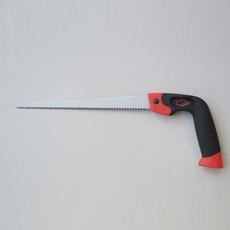 12inch (300mm) Ergo-Grip Compass Saw - Hard-point triple ground tooth compass saw for cutting holes.