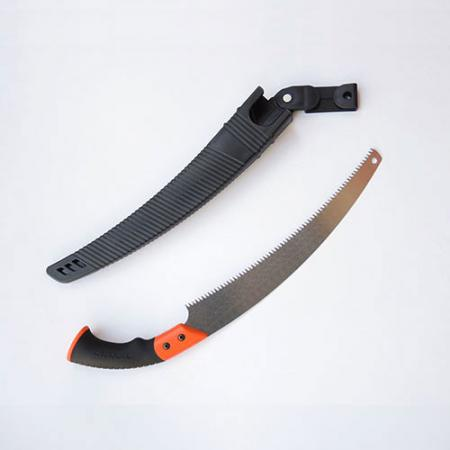 13inch (330mm) Curved Pruning Saw with a Plastic Holster