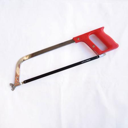 12inch (300mm) Durable Metal Hacksaw - Durable high-tension metal hacksaw frame.