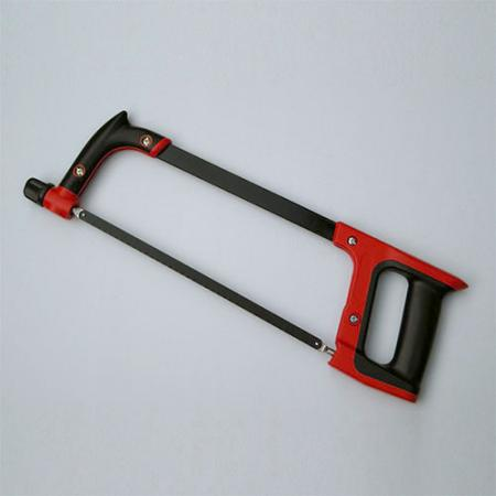 12inch (300mm) Multi-Angle Hacksaw - Reinforced high-tension hacksaw frame.