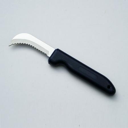 8 tommer (200 mm) høstkniv - Soteck høstkniv til græsslåning og banan