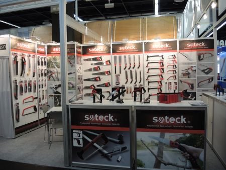 booth of Soteck
