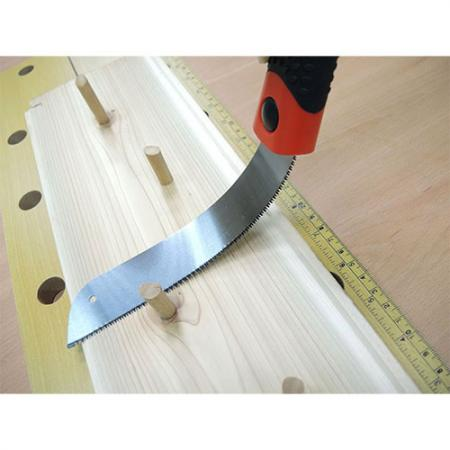 Soteck Japanese saw for flush cutting on dowels