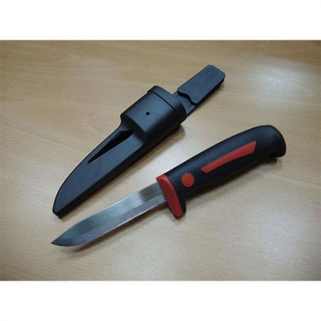 Cuchillo de demolición de 8.4 pulgadas (210 mm) con funda dura.