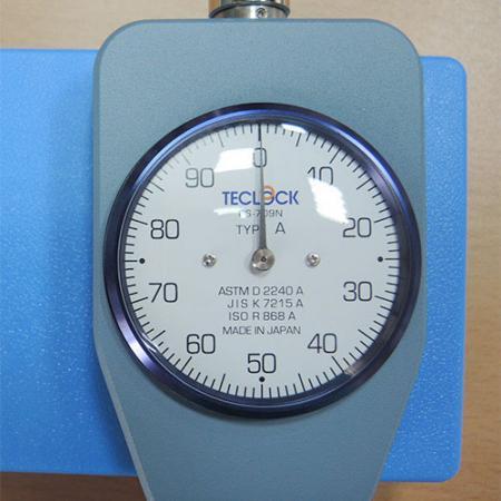 Plastic Hardness Tester