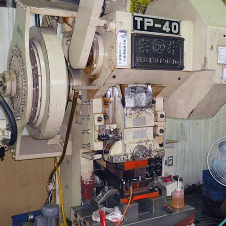 Máquina de pressão