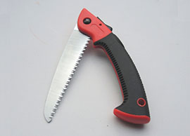 Triple Ground Teeth Folding Saw