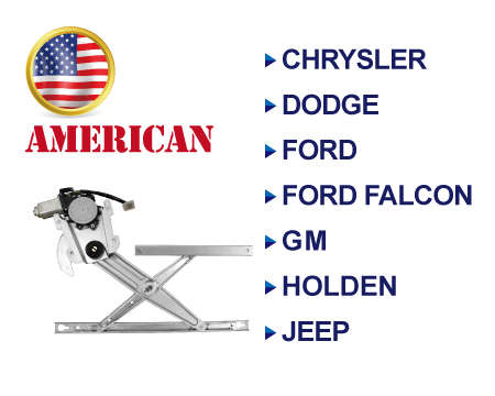 American Brands Window Regulator
