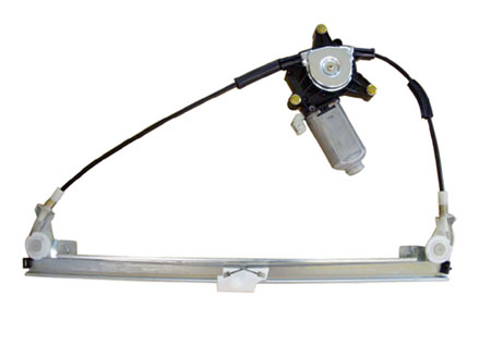 Høj kvalitet Front Power Window Regulator Venstre til Peugeot 307 2005 2D 2001-2005