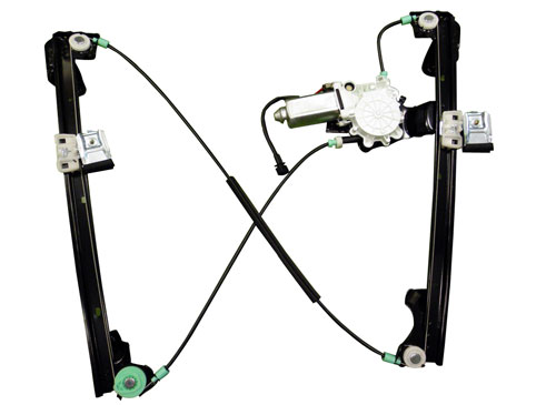 Høj kvalitet Front Power Window Regulator Venstre til Land Rover Freelander 1 1997-2006