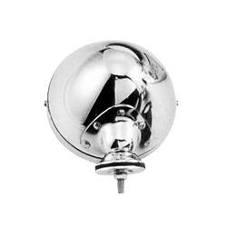 """Universal 3 1/2"""" Classic Raydyot Style Mirror for Ford Mustang"""