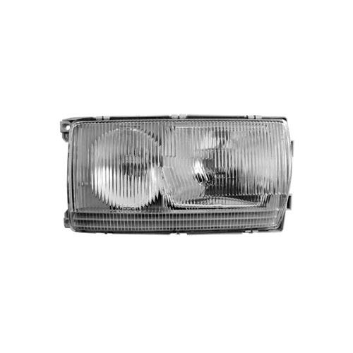 Automotive Headlight, Left 1976-84  Mercedes W123 E-Class