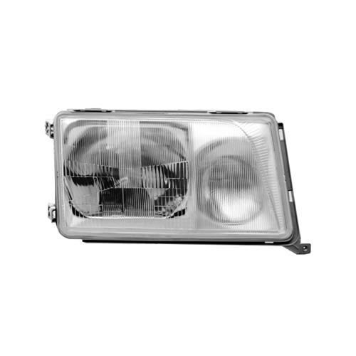 Automotive Headlight, Left 1993- Mercedes W124 E-Class