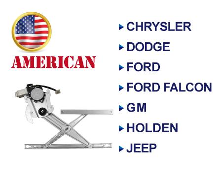 American Brands régulateur de fenêtre - American Brands régulateur de fenêtre