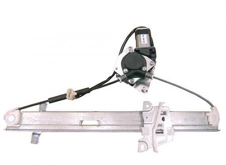 MAZDA - High Quality Front Power Window Regulator with Motor Right for Mazda 323 1995-1998