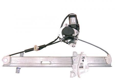 MAZDA Window Regulator - High Quality Front Power Window Regulator with Motor Right for Mazda 323 1995-1998