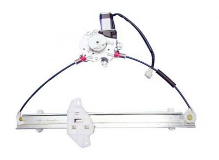 DAEWOO Window Regulator - High Quality Front Power Window Regulator Left with motor  for Daewoo Nubira 1997-200