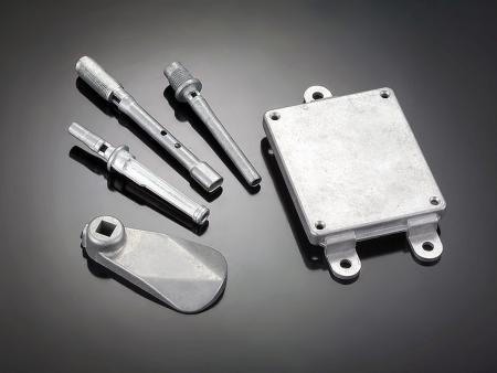 Aluminum die casting part examples