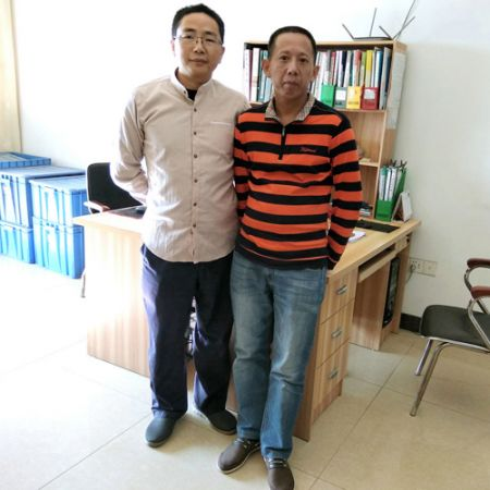 Donguan Office Staff