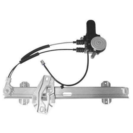 Front Right Window Regulator and Motor Assembly for Acura CL 1997-1997 - Front Right Window Regulator and Motor Assembly for Acura CL 1997-1997