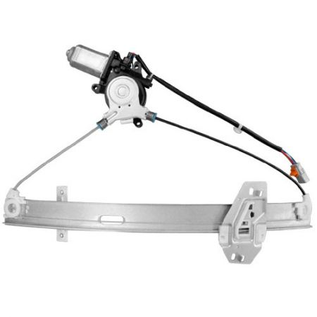 Front Right Window Regulator with Motor for Honda Accord 1998-02 - Front Right Window Regulator with Motor for Honda Accord 1998-02