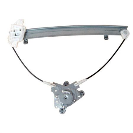 Accent 1995-1996 Front Højre Window Regulator - Vinduesregulator