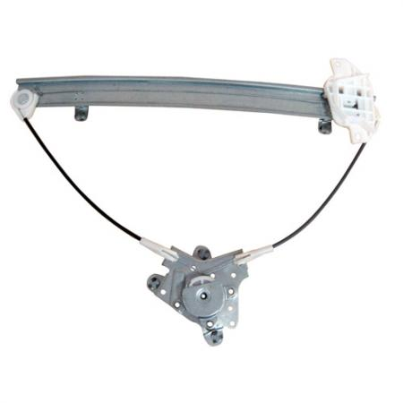 Front Left Window Regulator without Motor for Hyundai Accent 1995-96 - Front Left Window Regulator without Motor for Hyundai Accent 1995-96