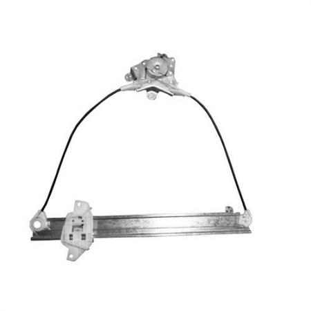 Front Right Window Regulator without Motor for Hyundai Accent 1995-96 - Front Right Window Regulator without Motor for Hyundai Accent 1995-96