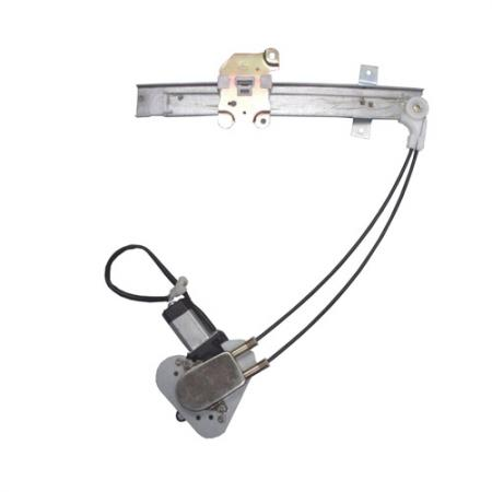 Rear Right Window Regulator with Motor for Mazda 323 1995-98 - Rear Right Window Regulator with Motor for Mazda 323 1995-98