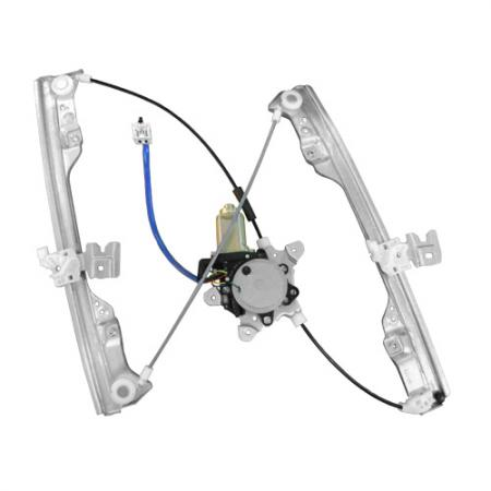 Front Right Window Regulator with Motor for Nissan Altima 2002-06 - Front Right Window Regulator with Motor for Nissan Altima 2002-06