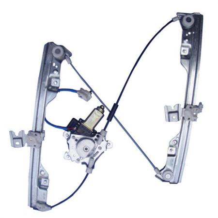 Front Left Window Regulator with Motor for Nissan Altima 2002-06 - Front Left Window Regulator with Motor for Nissan Altima 2002-06
