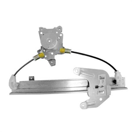 Rear Right Window Regulator without Motor for Infiniti I30 1995-99 - Rear Right Window Regulator without Motor for Infiniti I30 1995-99