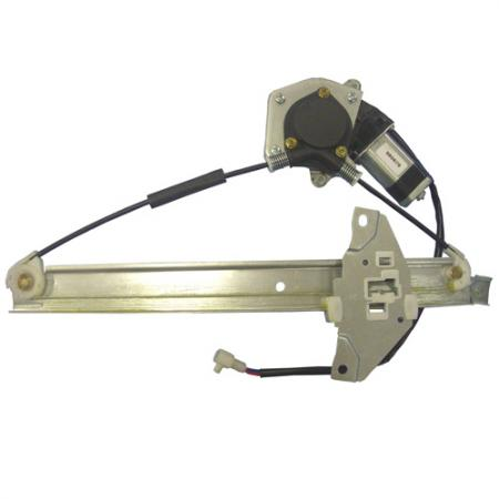 Rear Right Window Regulator with Motor for Toyota Camry 1992-96 - Rear Right Window Regulator with Motor for Toyota Camry 1992-96