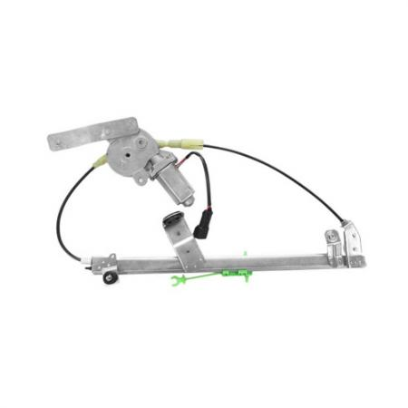 Power Window Regulator with Motor, Front Right, 1985-89 Fiat Uno - Power Window Regulator with Motor, Front Right, 1985-89 Fiat Uno