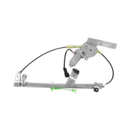 Power Window Regulator with Motor, Front Left, 1989- Fiat Uno - Power Window Regulator with Motor, Front Left, 1989- Fiat Uno