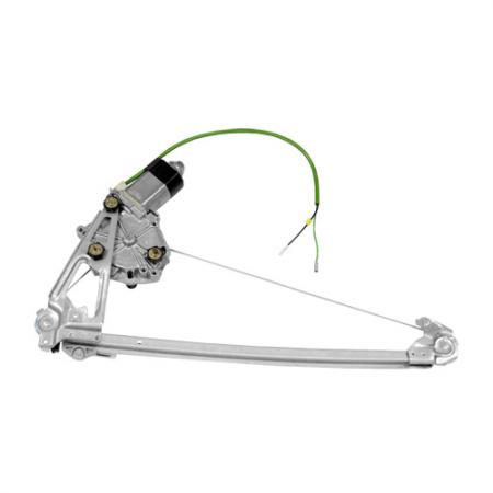 Rear Right Window Regulator with Motor for Mercedes W201 C-Class 1983-93 - Rear Right Window Regulator with Motor for Mercedes W201 C-Class 1983-93
