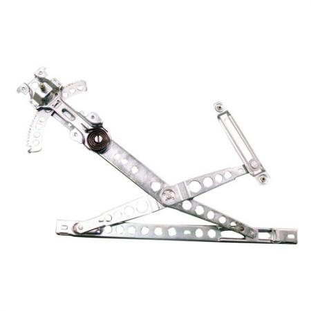 Window Regulator, Front Right 1976-85 Mercedes W123 E-Class - Window Regulator, Front Right 1976-85 Mercedes W123 E-Class