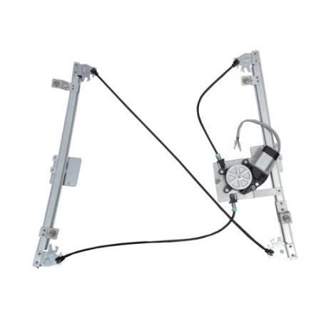 Front Right Window Regulator with Motor for Peugeot Partner, Ranch 1996-07 - Front Right Window Regulator with Motor for Peugeot Partner, Ranch 1996-07