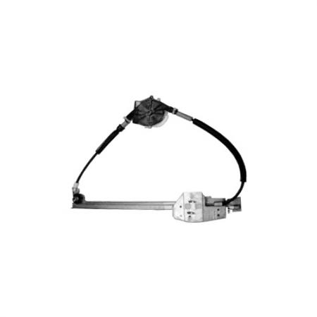 Power Window Regulator without motor, Rear Right Volkswagen Passat - Power Window Regulator without motor, Rear Right Volkswagen Passat