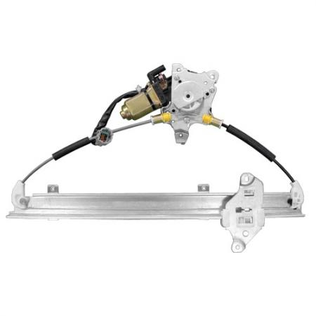 Front Right Window Regulator with Motor for Infiniti I30 2000-01, I35 2002-04 - Front Right Window Regulator with Motor for Infiniti I30 2000-01, I35 2002-04