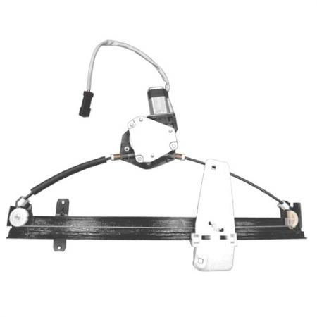 Front Right Window Regulator with Motor for Jeep Grand Cherokee 1999-00 - Front Right Window Regulator with Motor for Jeep Grand Cherokee 1999-00