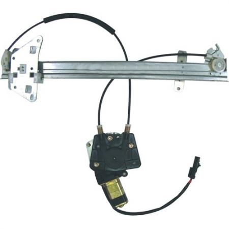 Front Right Window Regulator with Motor for Dodge Durango 1998-03 - Front Right Window Regulator with Motor for Dodge Durango 1998-03