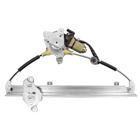 Front Left Window Regulator with Motor for Infiniti I30 2000-01, I35 2002-04 - Front Left Window Regulator with Motor for Infiniti I30 2000-01, I35 2002-04