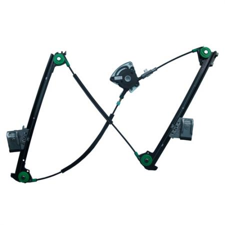 Front Left Window Regulator without Motor for Porsche 911 1999-05, Boxster - Front Left Window Regulator without Motor for Porsche 911 1999-05, Boxster