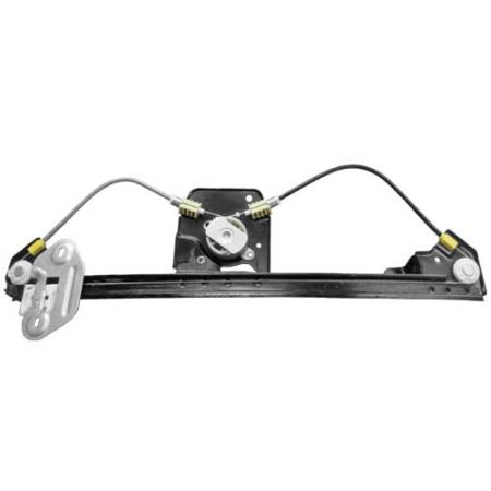 Front Left Window Regulator without Motor for Dacia Logan 2004-12 - Front Left Window Regulator without Motor for Dacia Logan 2004-12