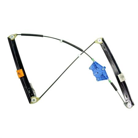 Front Right Window Regulator without Motor for Seat Exeo 2009-13 - Front Right Window Regulator without Motor for Seat Exeo 2009-13