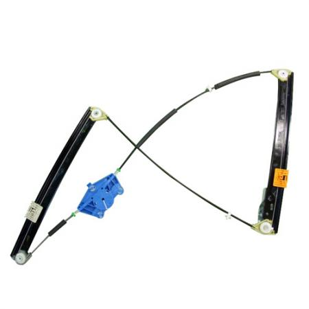 Front Left Window Regulator without Motor for Seat Exeo 2009-13 - Front Left Window Regulator without Motor for Seat Exeo 2009-13