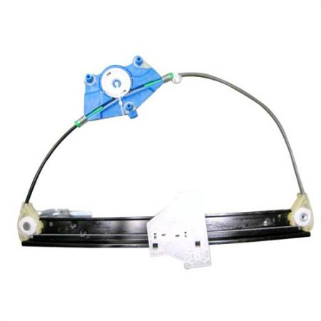 Rear Right Window Regulator without Motor for Seat Exeo 2009-13 - Rear Right Window Regulator without Motor for Seat Exeo 2009-13