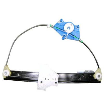 Rear Left Window Regulator without Motor for Seat Exeo 2009-13 - Rear Left Window Regulator without Motor for Seat Exeo 2009-13